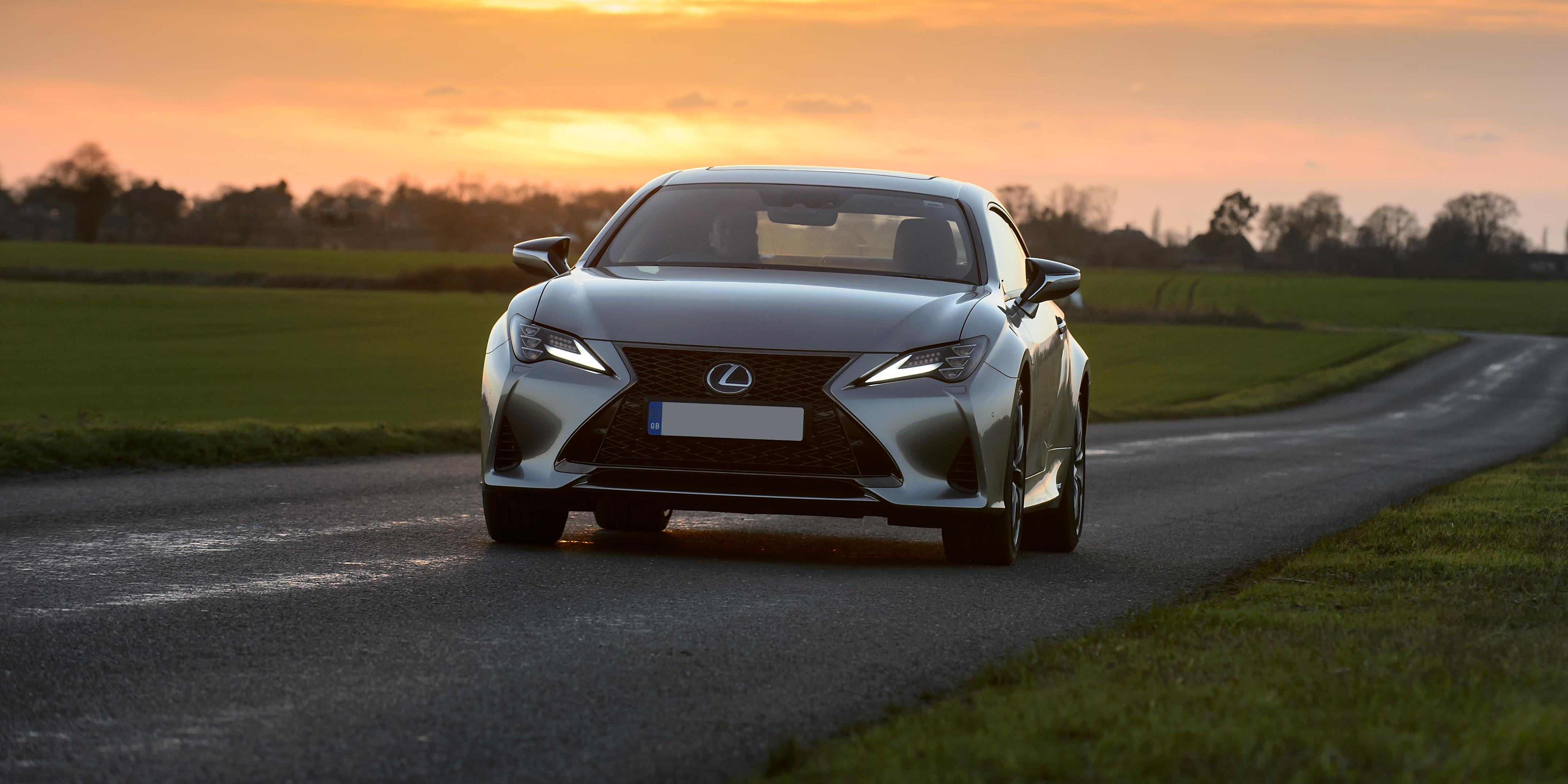 lexus rc 300h 2019 review