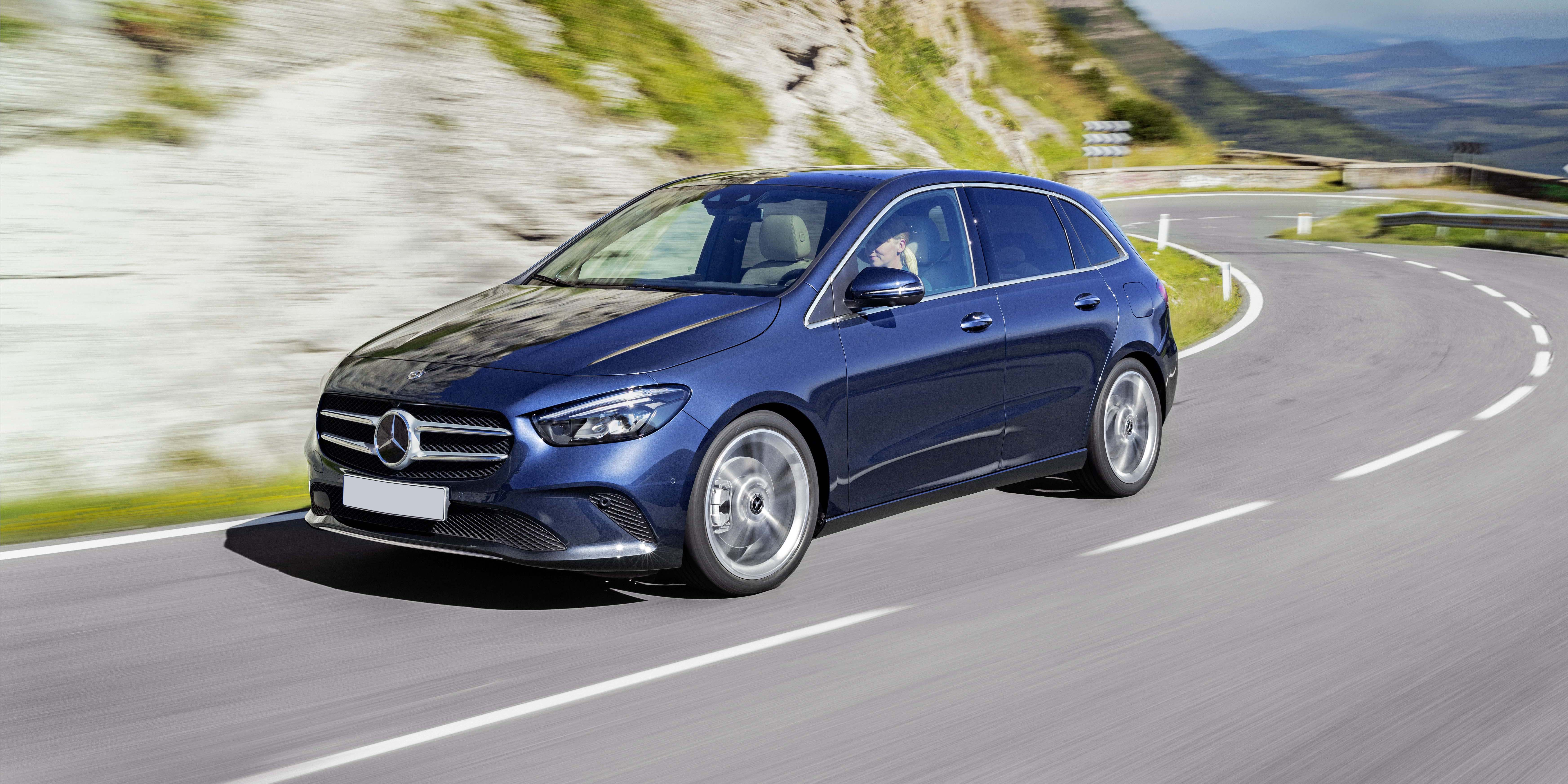 Mercedes B-Class Specifications & Prices | carwow
