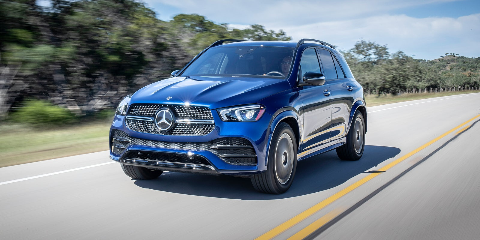 New Mercedes GLE SUV Review | carwow