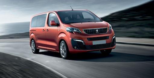 3. Peugeot Traveller