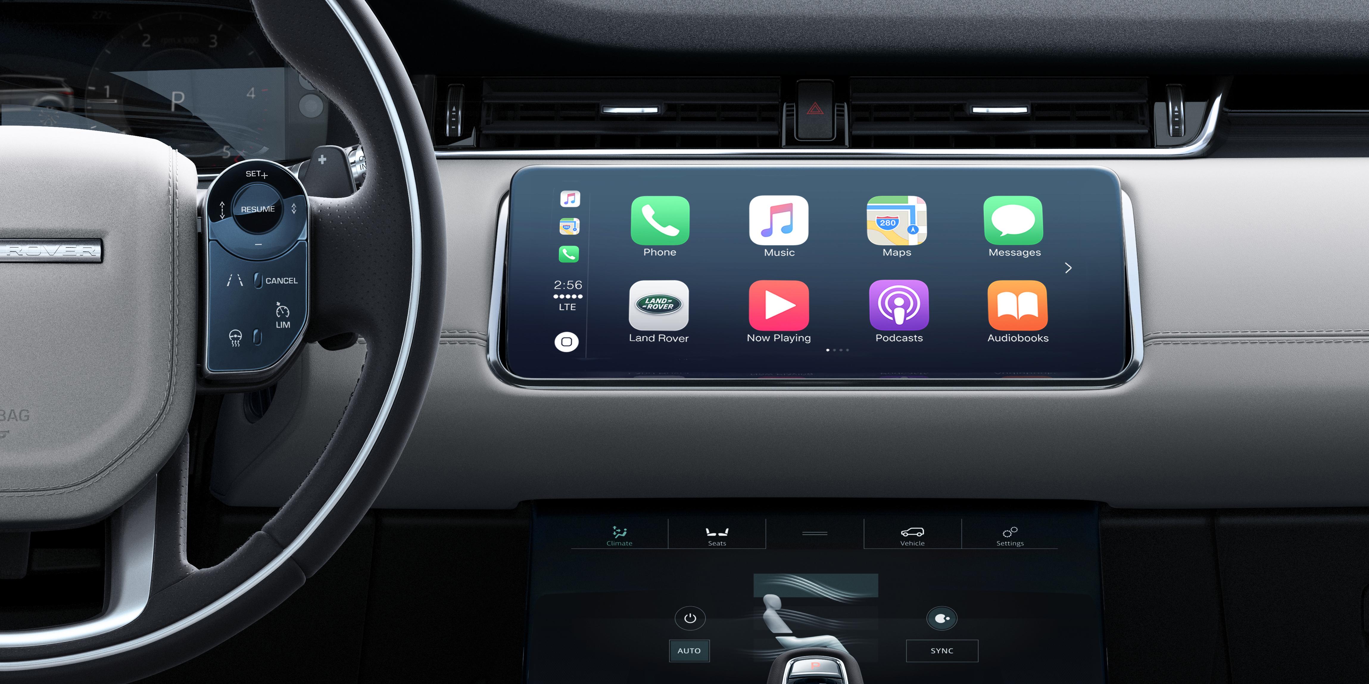 Range Rover Evoque Interior >> Land Rover Range Rover Evoque Interior Infotainment Carwow