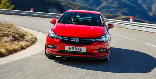 3. Vauxhall Astra Sports Tourer