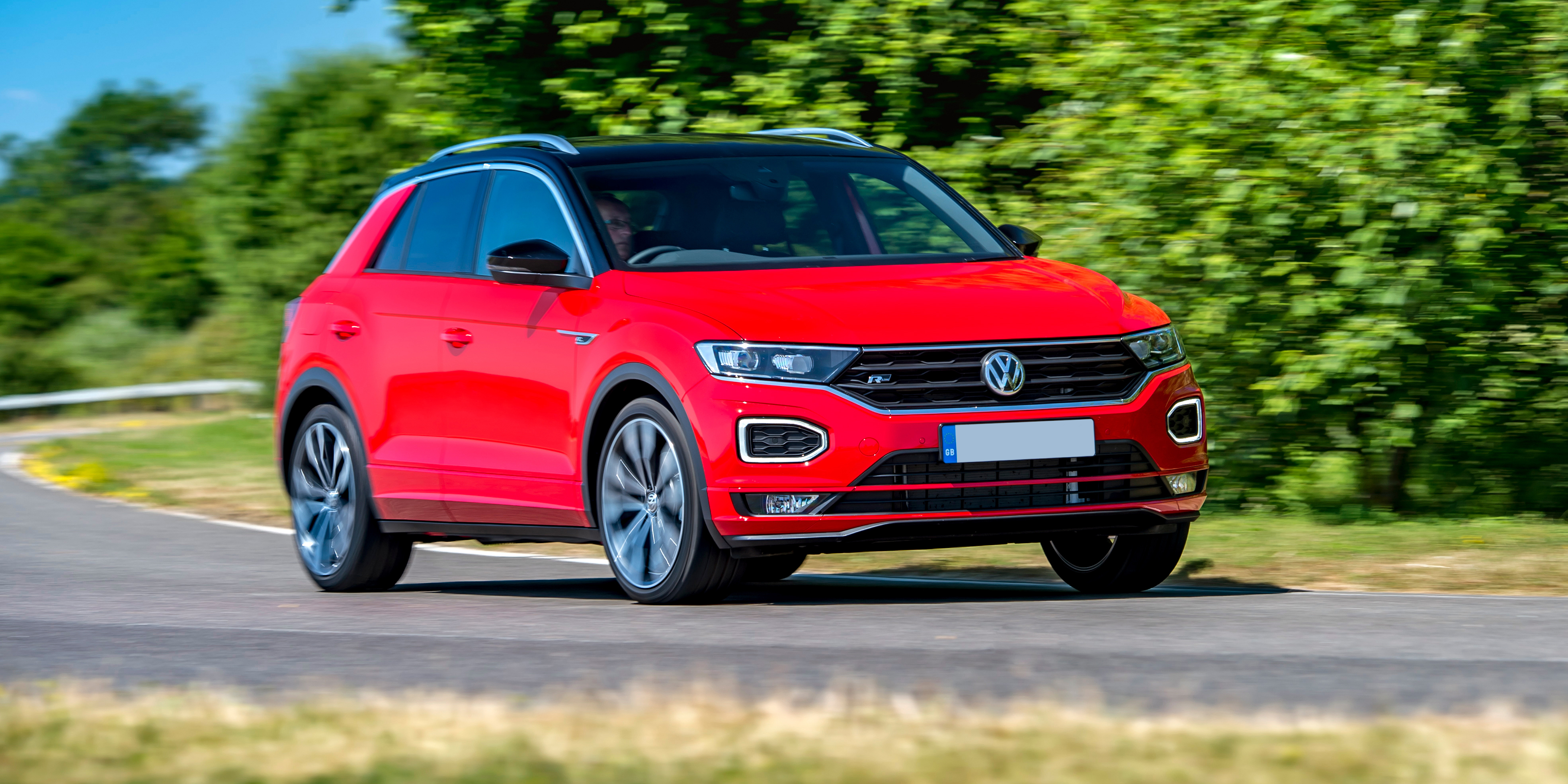 Volkswagen T Roc Specifications Prices Carwow