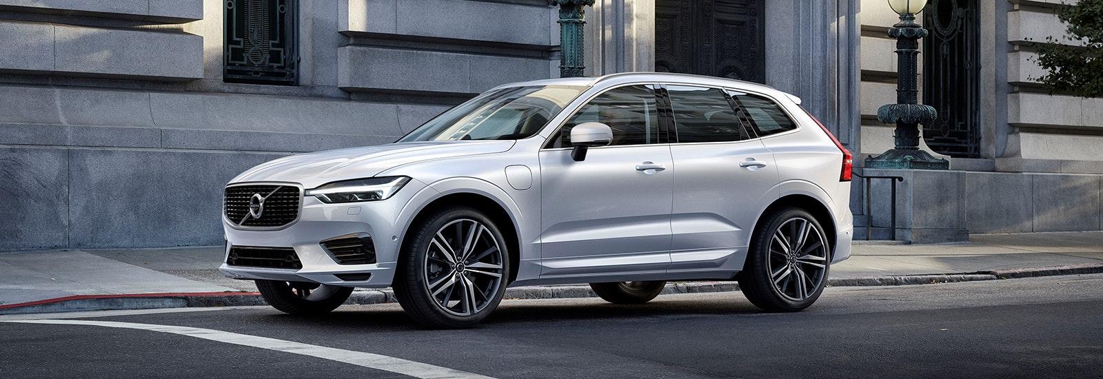 Volvo xc60 dimensions