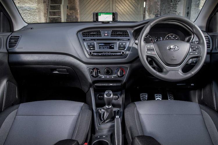 Hyundai I20 Active Interior Infotainment Carwow