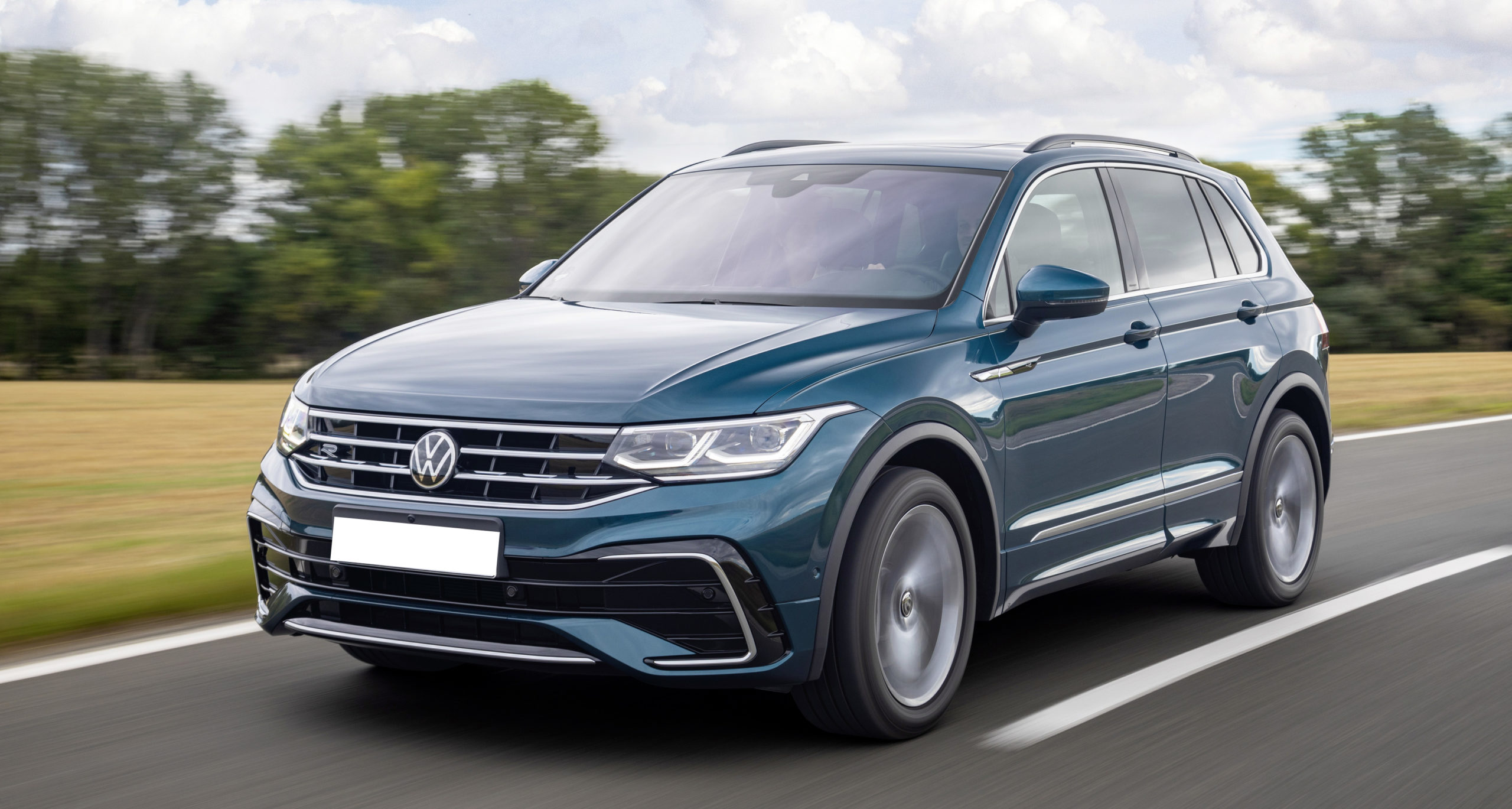 New Volkswagen Tiguan Review Carwow