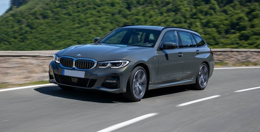 2. BMW 3 Series Touring