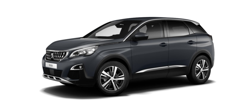 peugeot 3008 colours guide and prices carwow rh carwow co uk Peugeot 3008 2018 Peugeot 3008 Interior