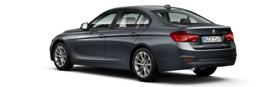 Mineral Grey BMW 3 Series