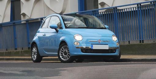3. Fiat 500C