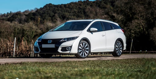 4. Honda Civic Tourer