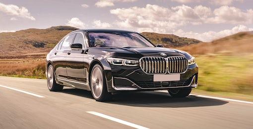 3. BMW 7 Series