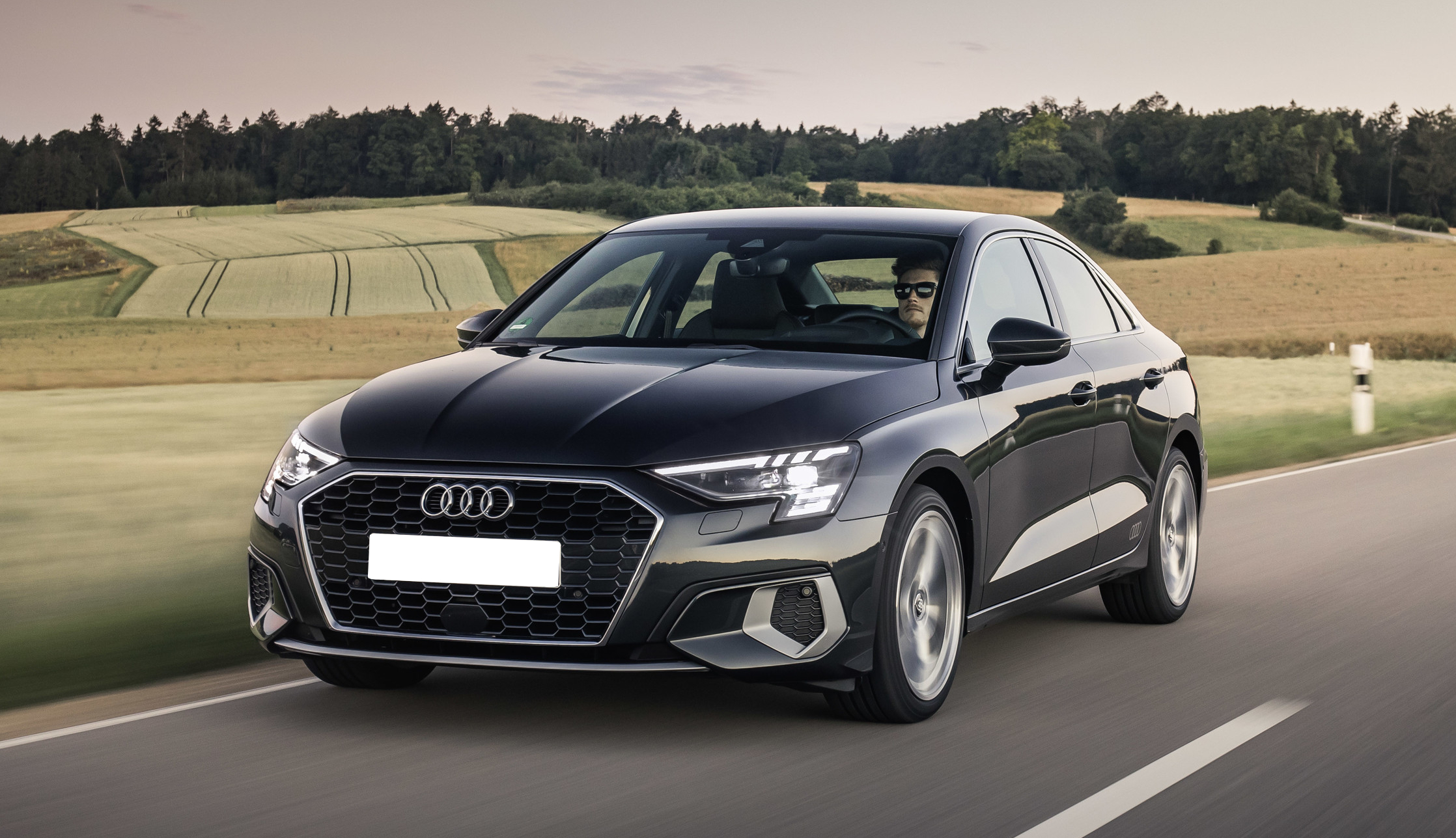 Audi A3 Saloon Review 2021 | carwow