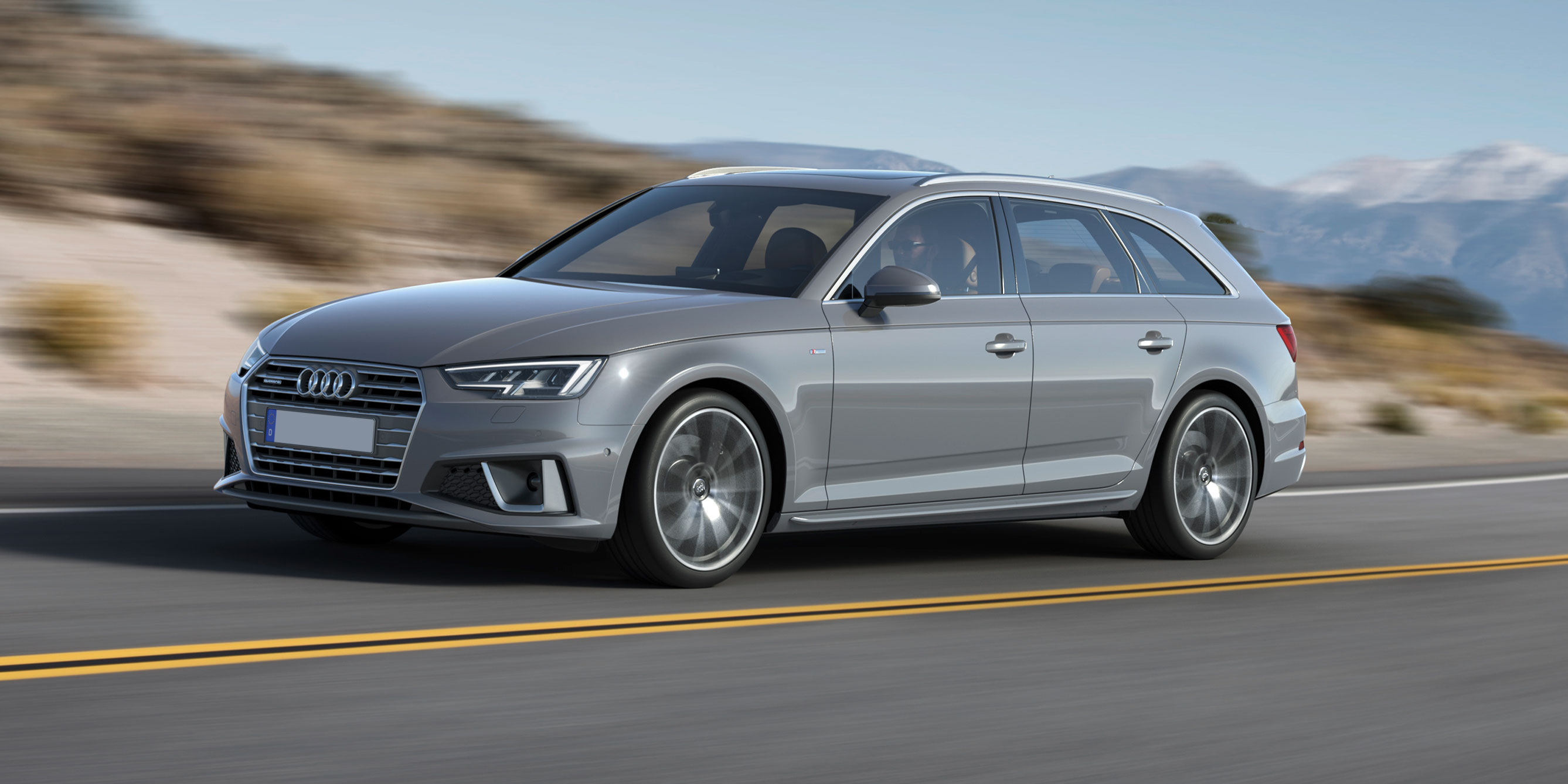 New Audi A4 Avant Review Carwow