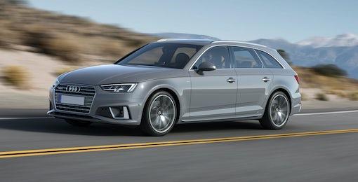 4. Audi A4 Avant