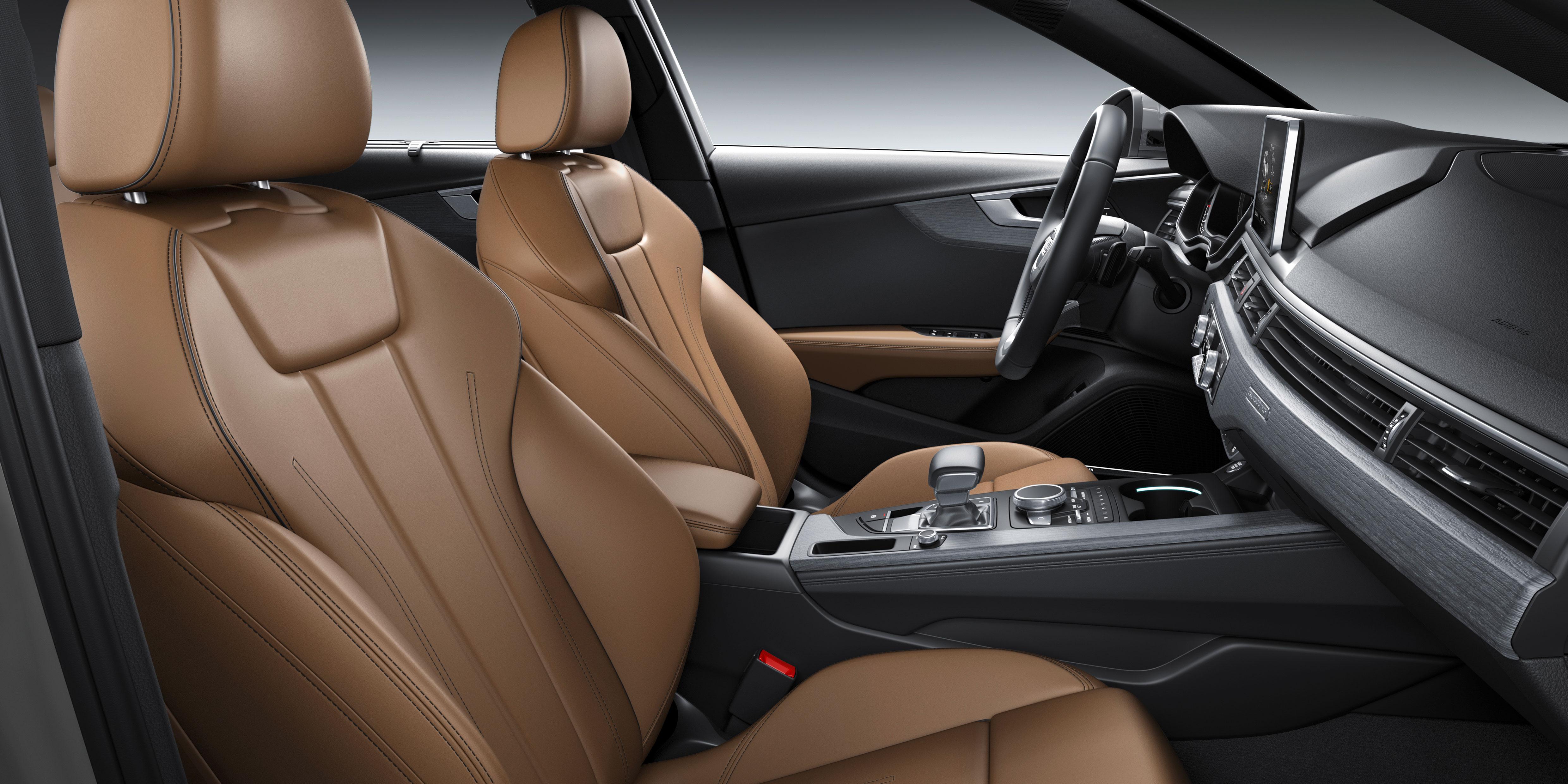 Audi A4 Avant 2015 2019 Interior Infotainment Carwow