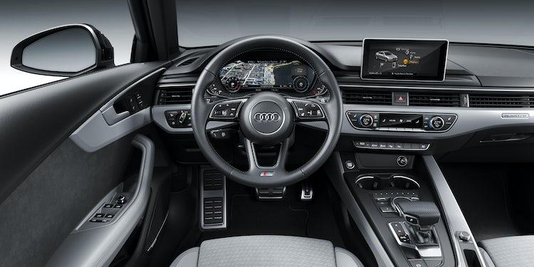 Audi A4 Interior Infotainment Carwow