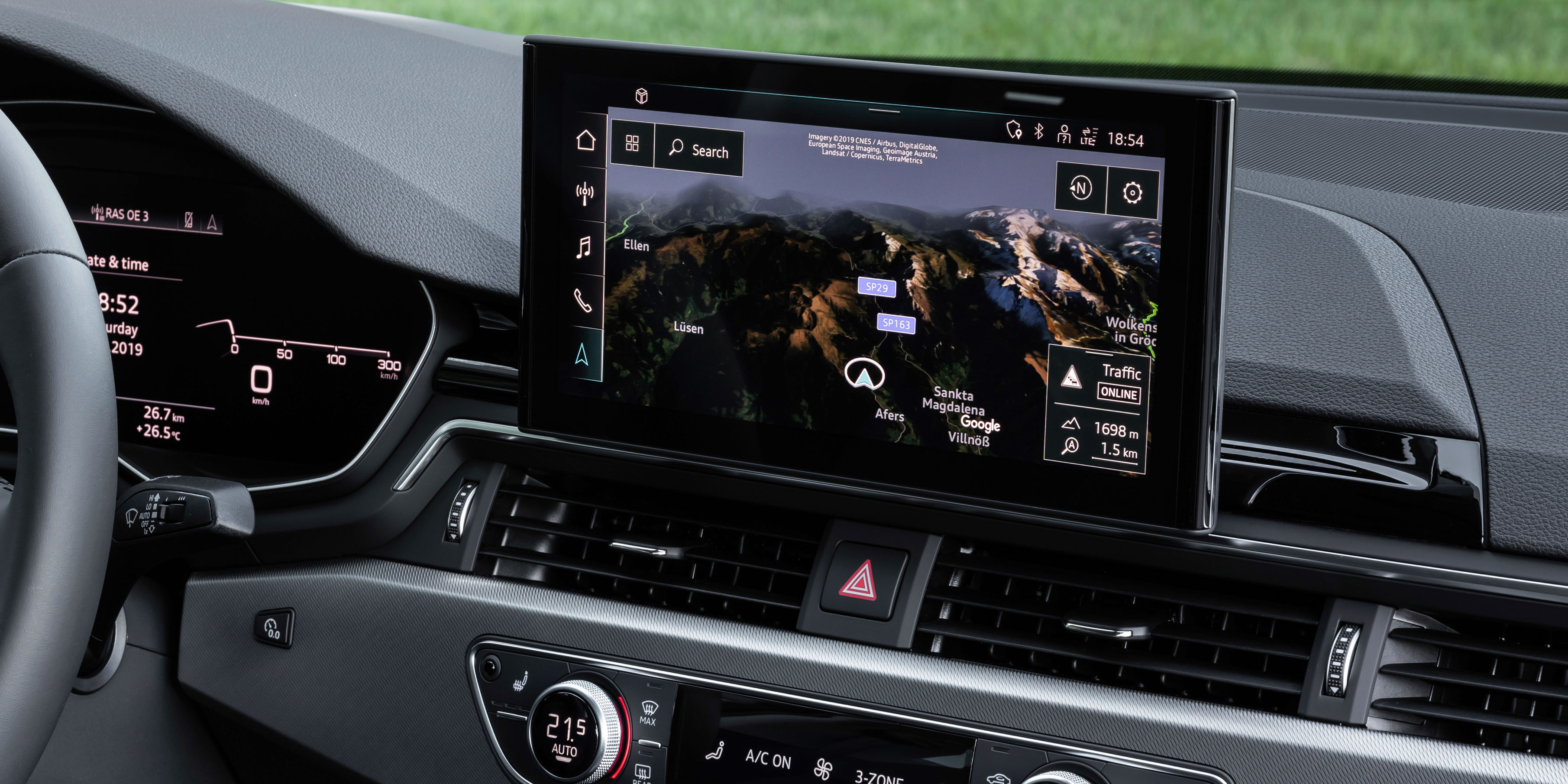 Audi A4 Interior & Infotainment | carwow