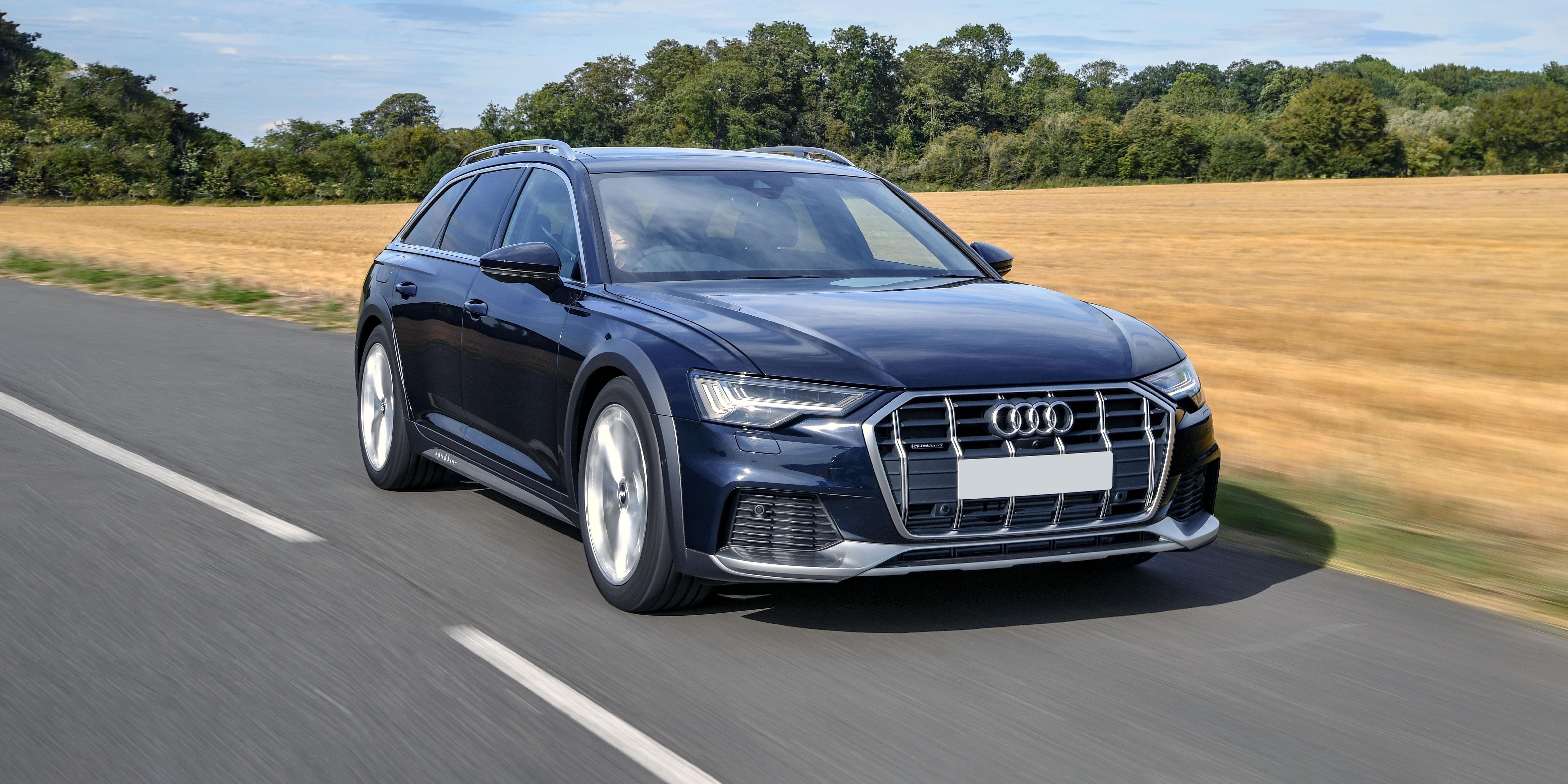 Kelebihan Audi A6 Allroad 2017 Perbandingan Harga