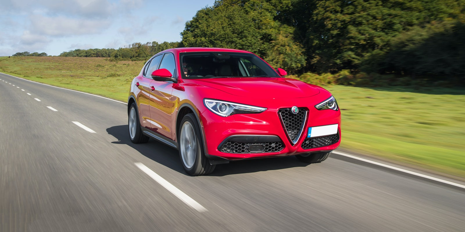 New Alfa Romeo Stelvio Review Carwow