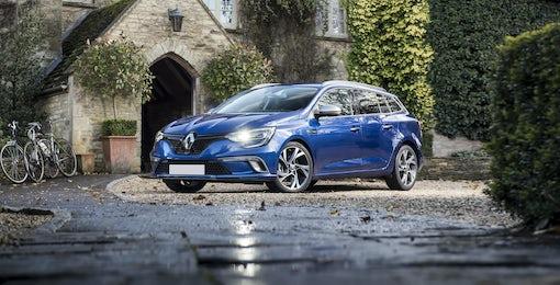 2. Renault Megane Sports Tourer