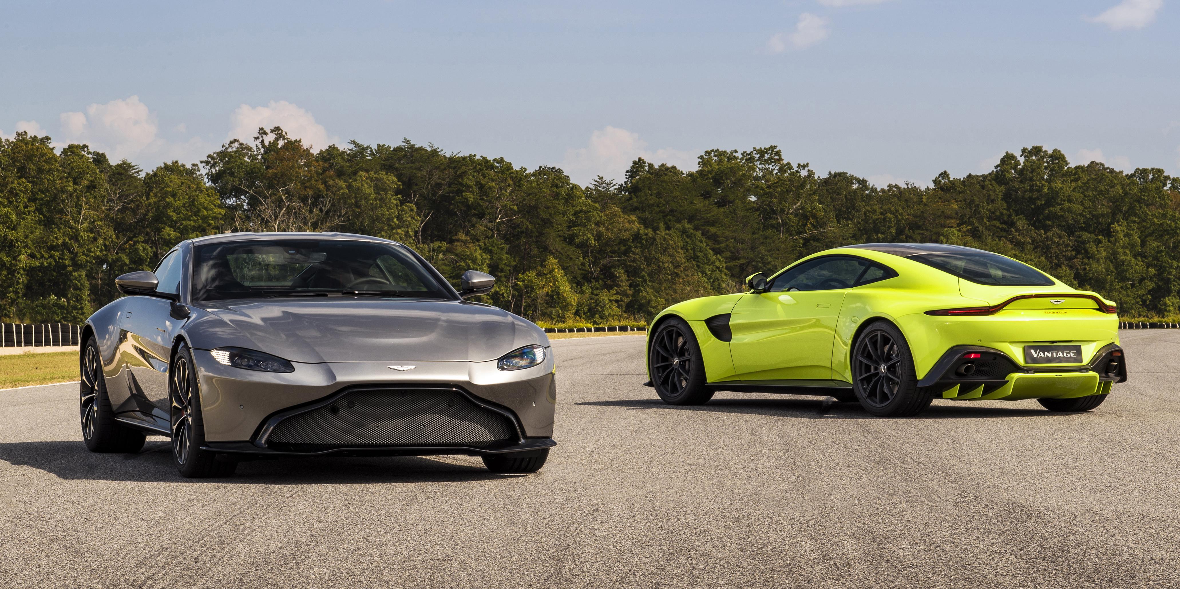 Aston Martin V8 Vantage Price New - Auto Express