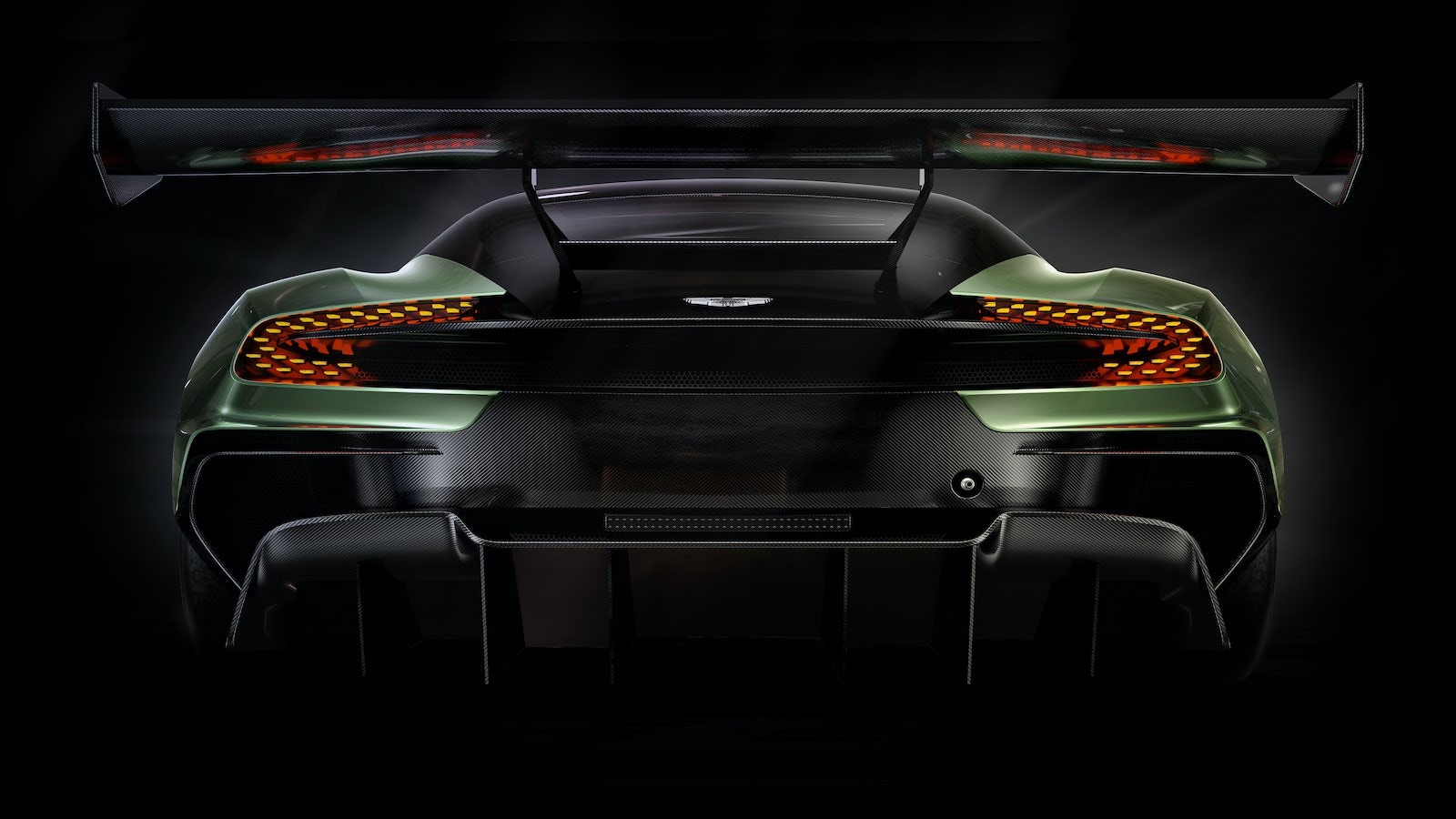 Aston Martin Vulcan Revealed In Five Numbers Carwow