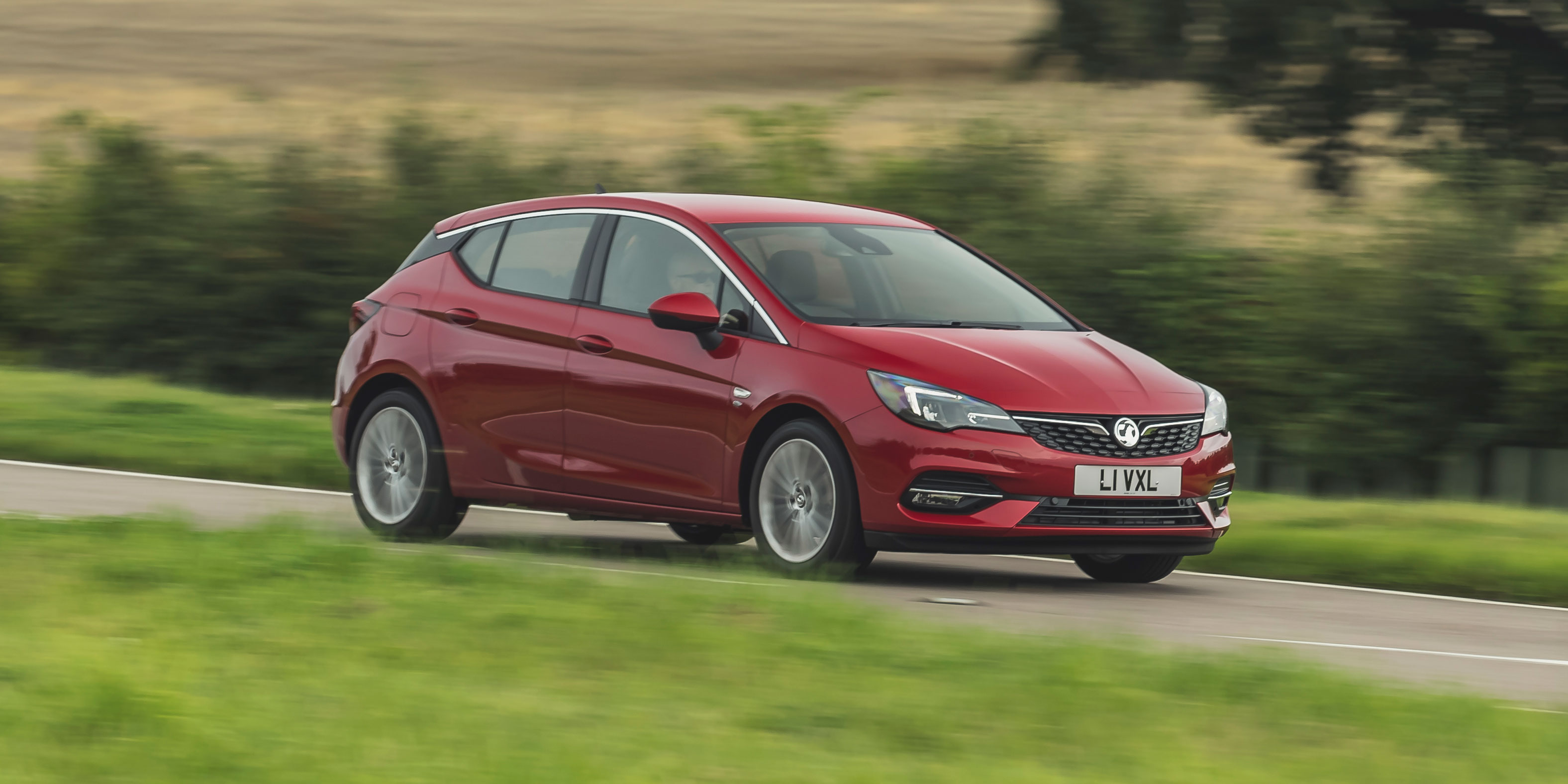 Vauxhall Astra Review 2021 Carwow