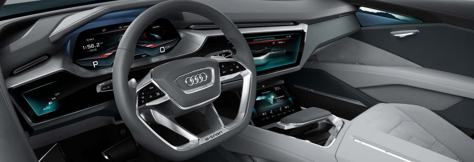 audi q6 e tron price specs and release date carwow. Black Bedroom Furniture Sets. Home Design Ideas