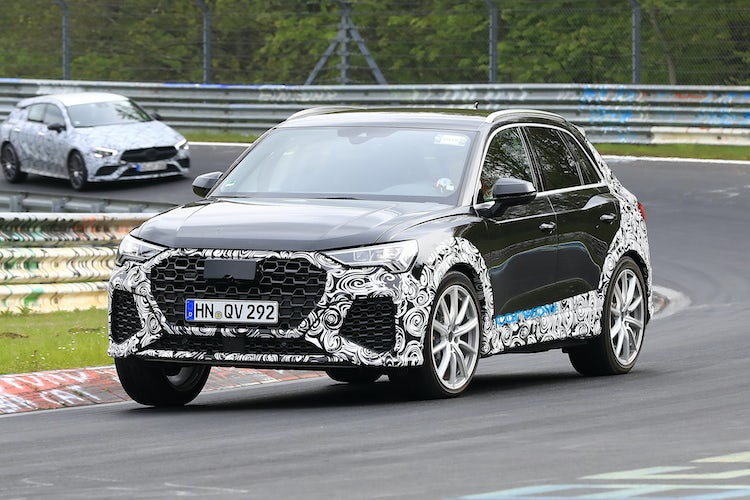 2020 Audi Q3: News, RS Q3, Specs, Release >> 2019 Audi Rs Q3 Price Specs And Release Date Carwow