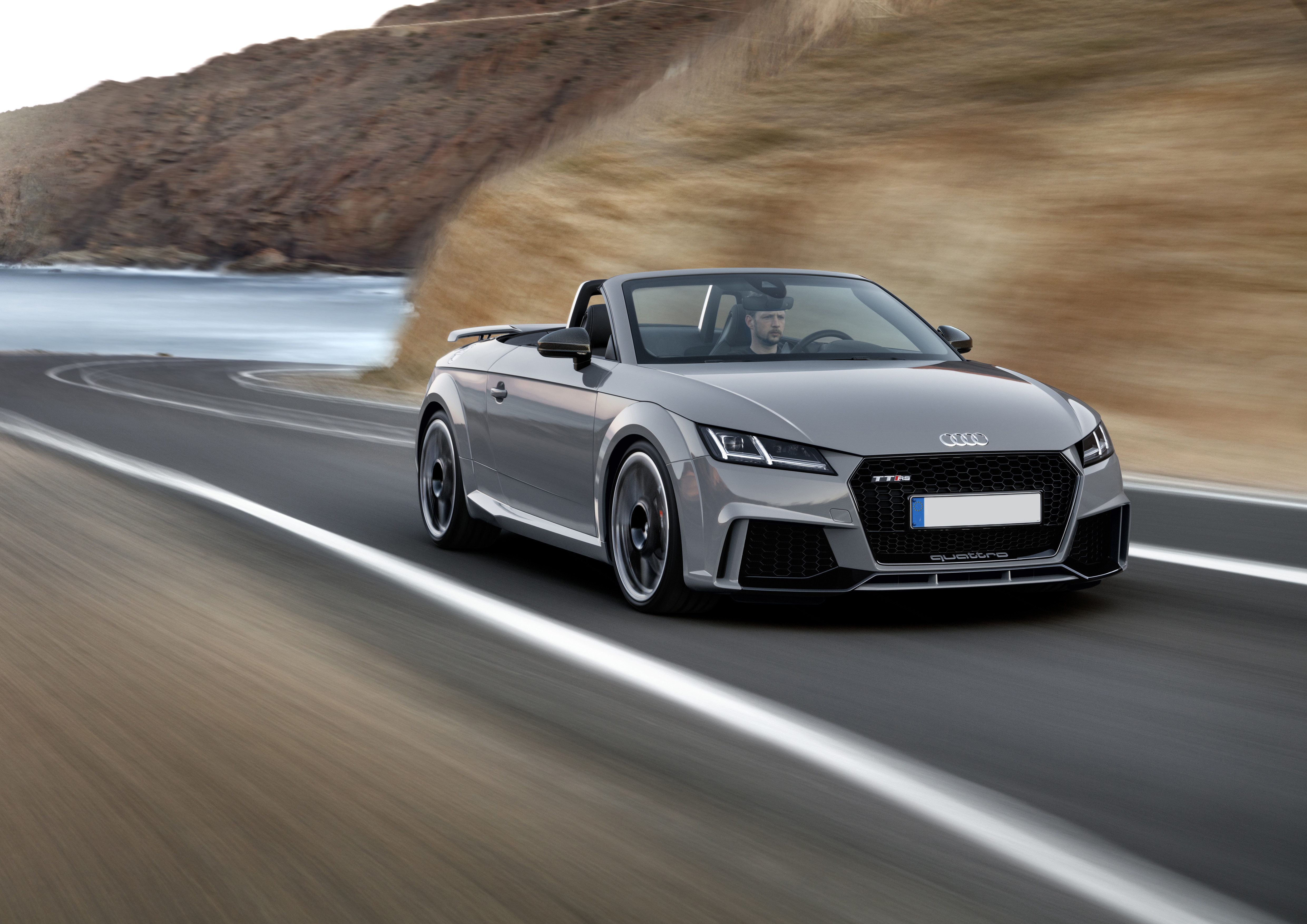 New Audi Tt Rs Roadster Review Carwow