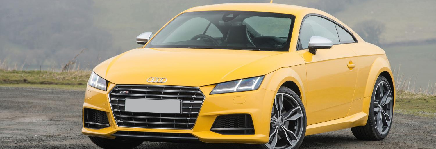 1. Audi TT. Despite Being A Sports Car ...
