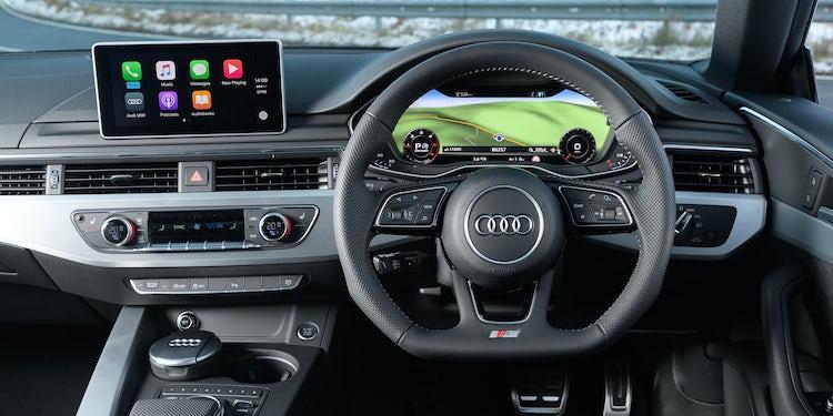 Audi A5 Sportback Interior & Infotainment   carwow