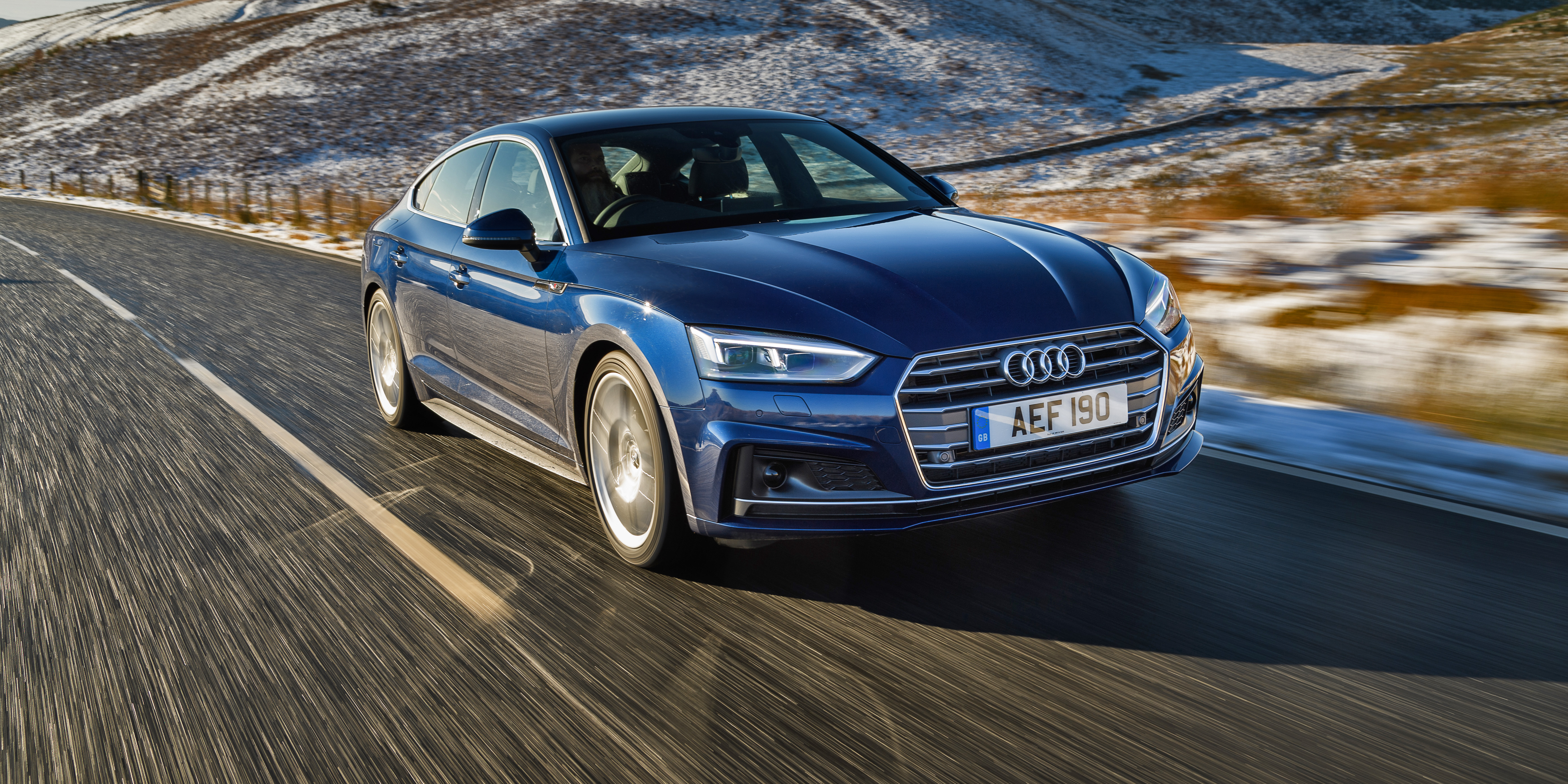 New Audi A5 Sportback Review | carwow