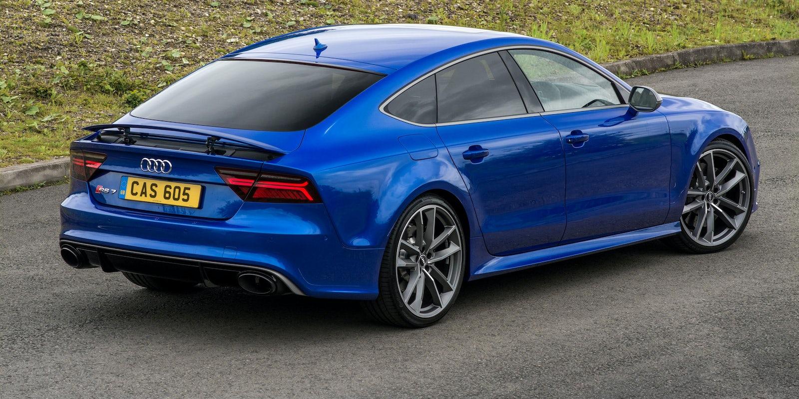 Rs New Car Models - Audi rs7 0 60