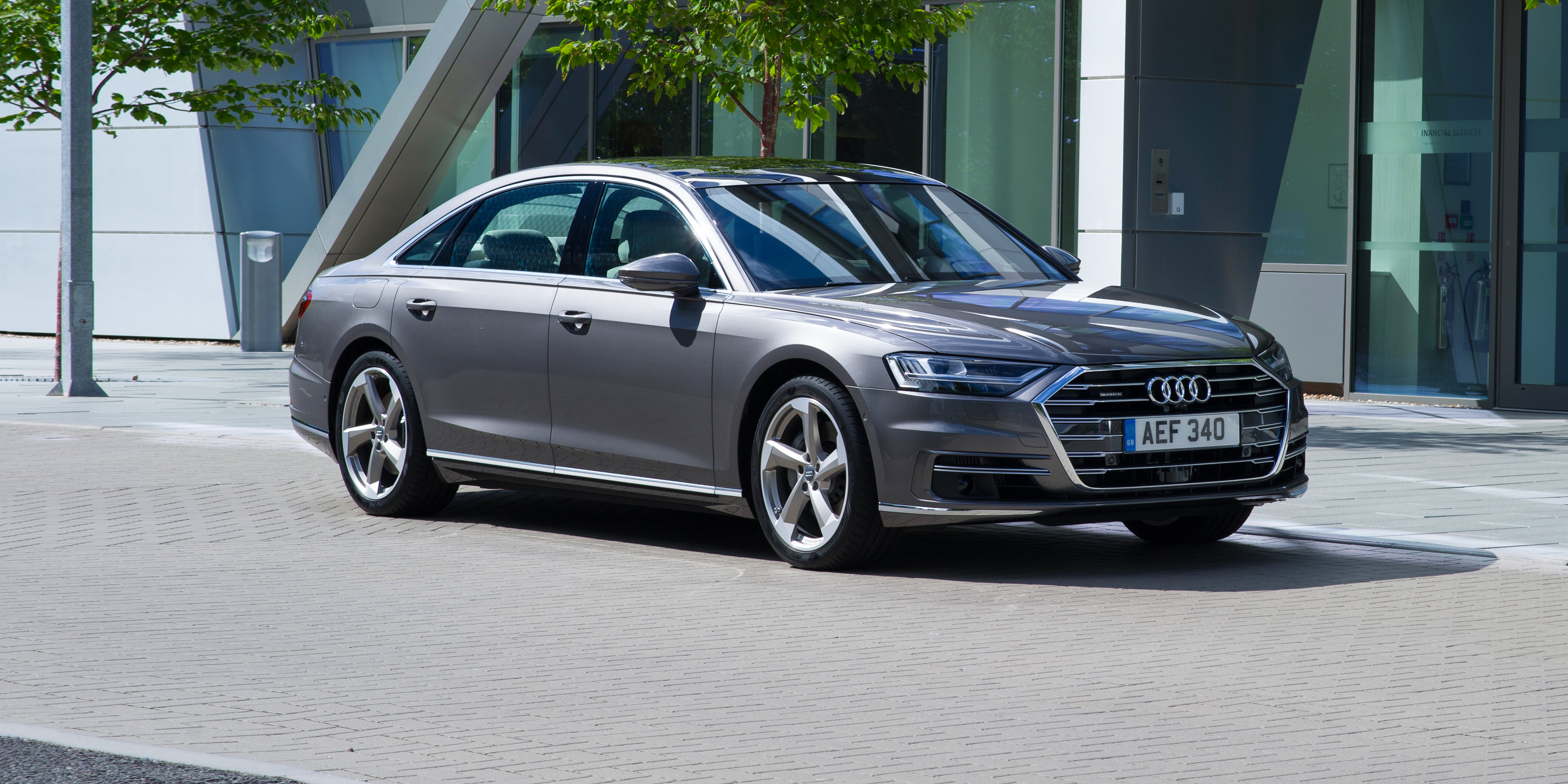 Audi A8 Specifications Prices Carwow