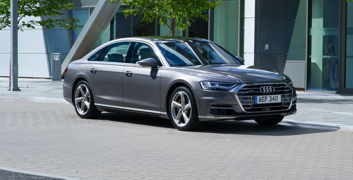 1. Audi A8