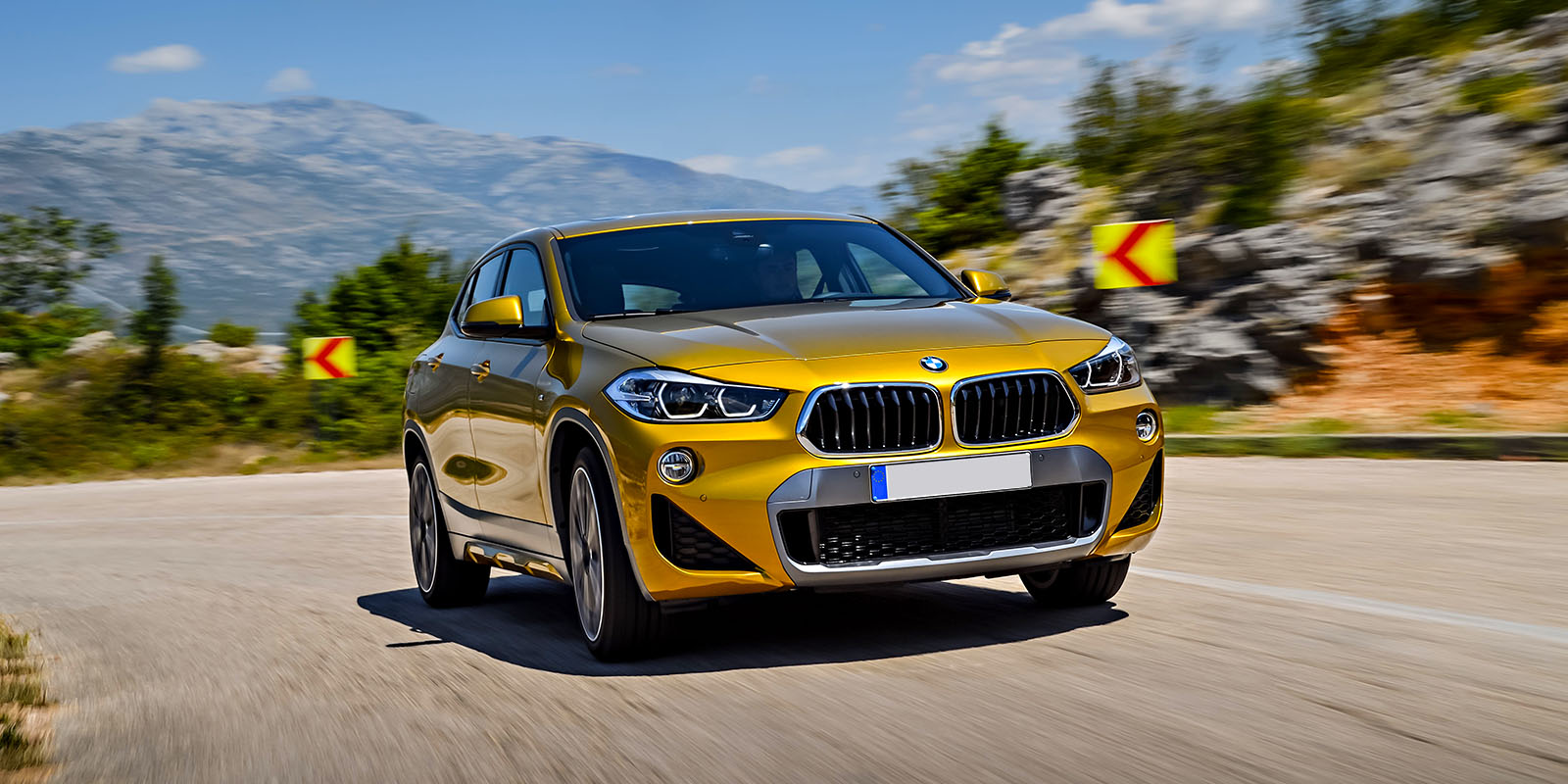 2018 Bmw X2 Suv Price Specs And Release Date Carwow