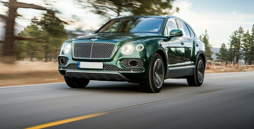 2. Bentley Bentayga