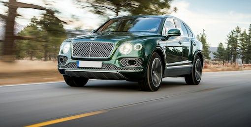 3. Bentley Bentayga
