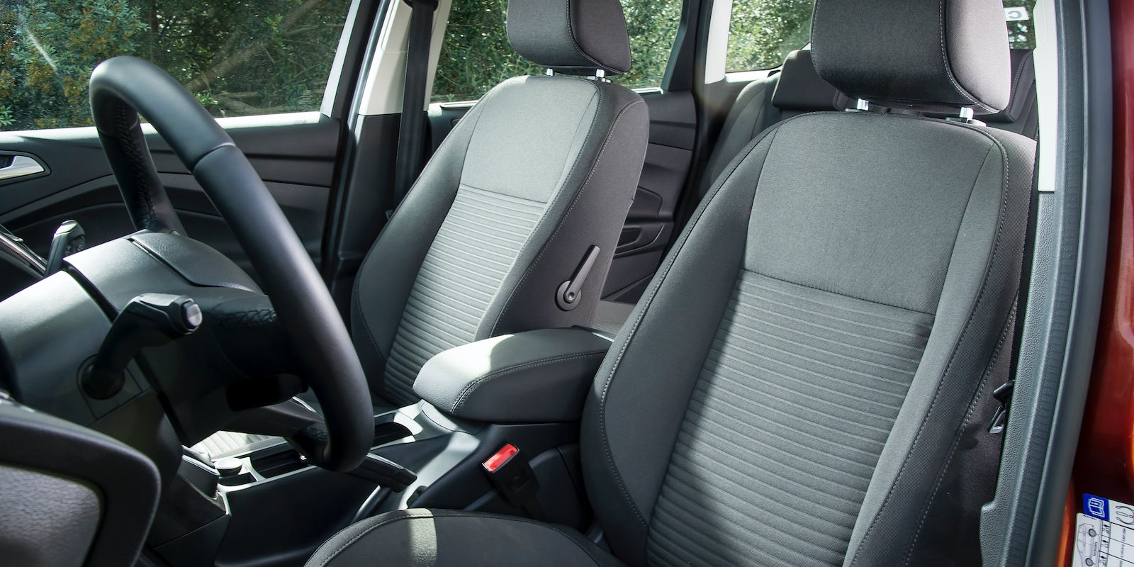 Ford C-Max interior and infotainment   carwow