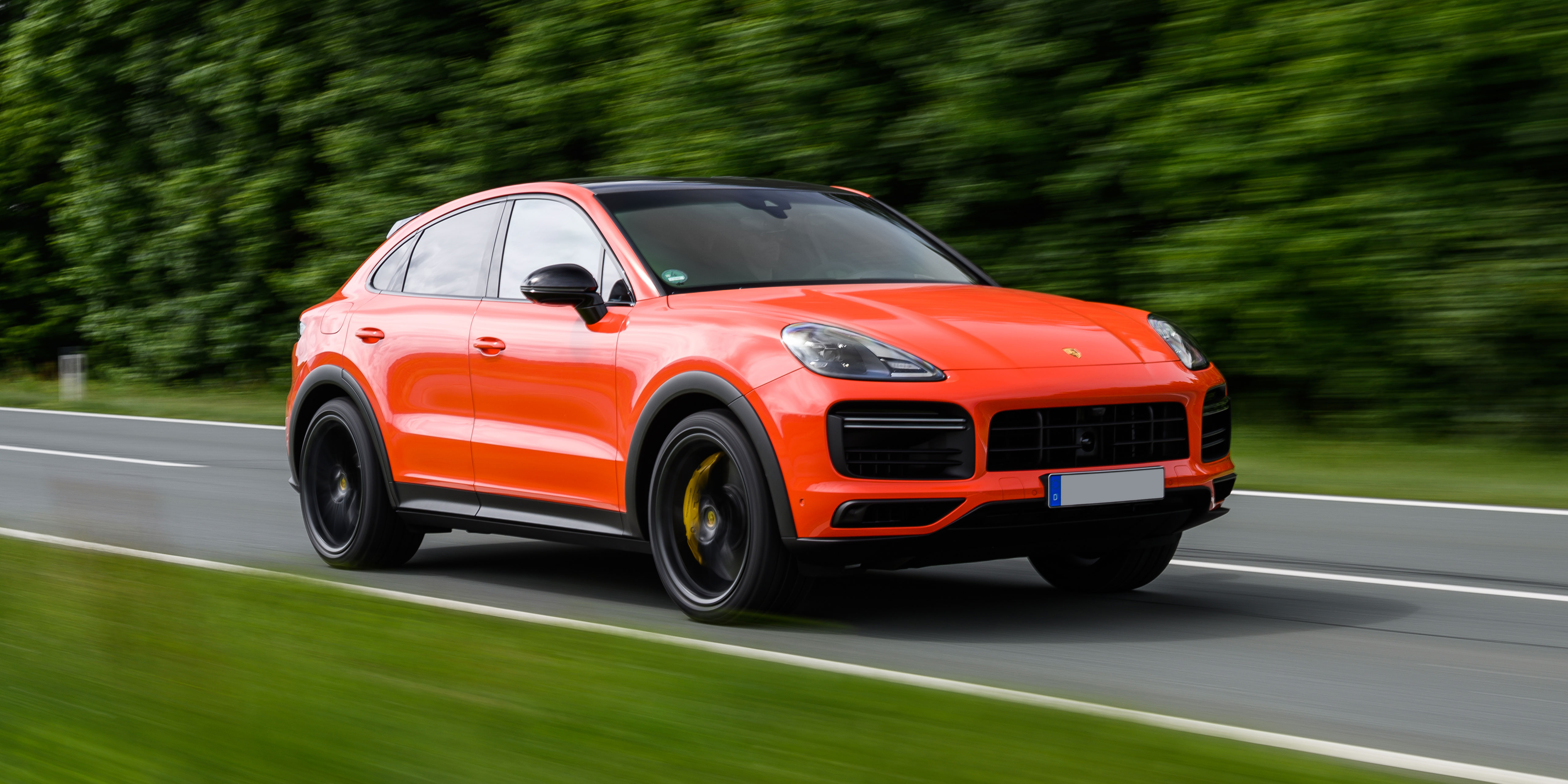 New Porsche Cayenne Coupe Review Carwow
