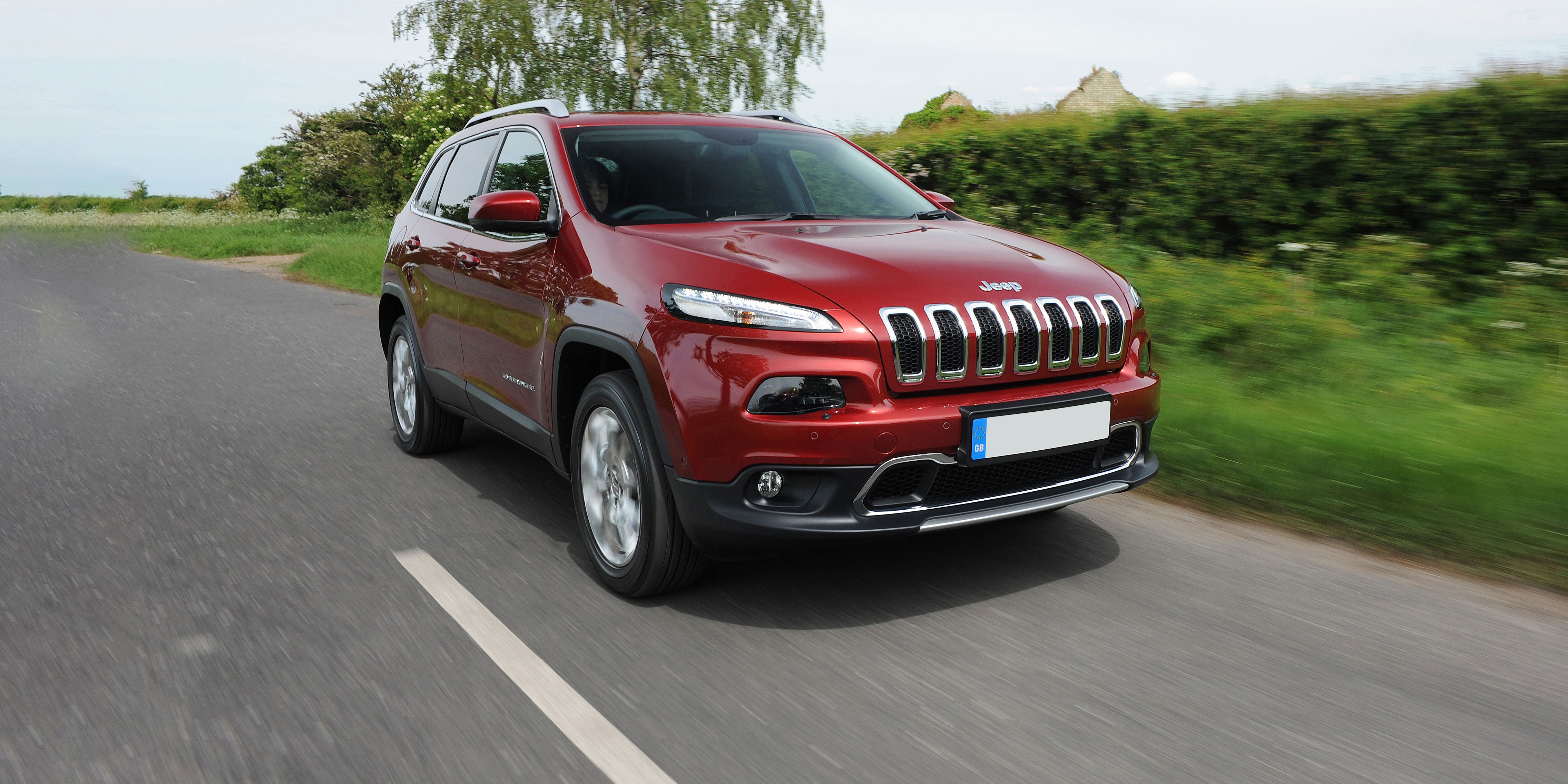 new jeep cherokee review | carwow
