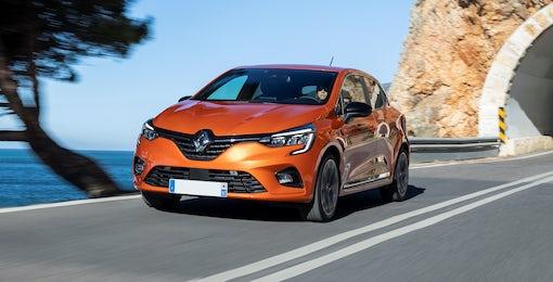 8. Renault Clio
