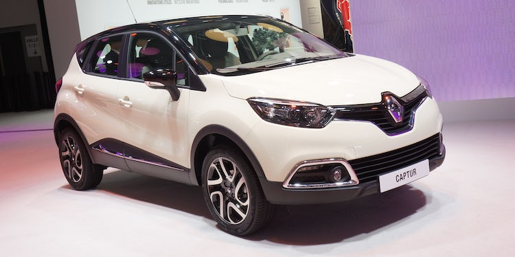 Renault Captur gains more powerful diesel for 2015 | carwow