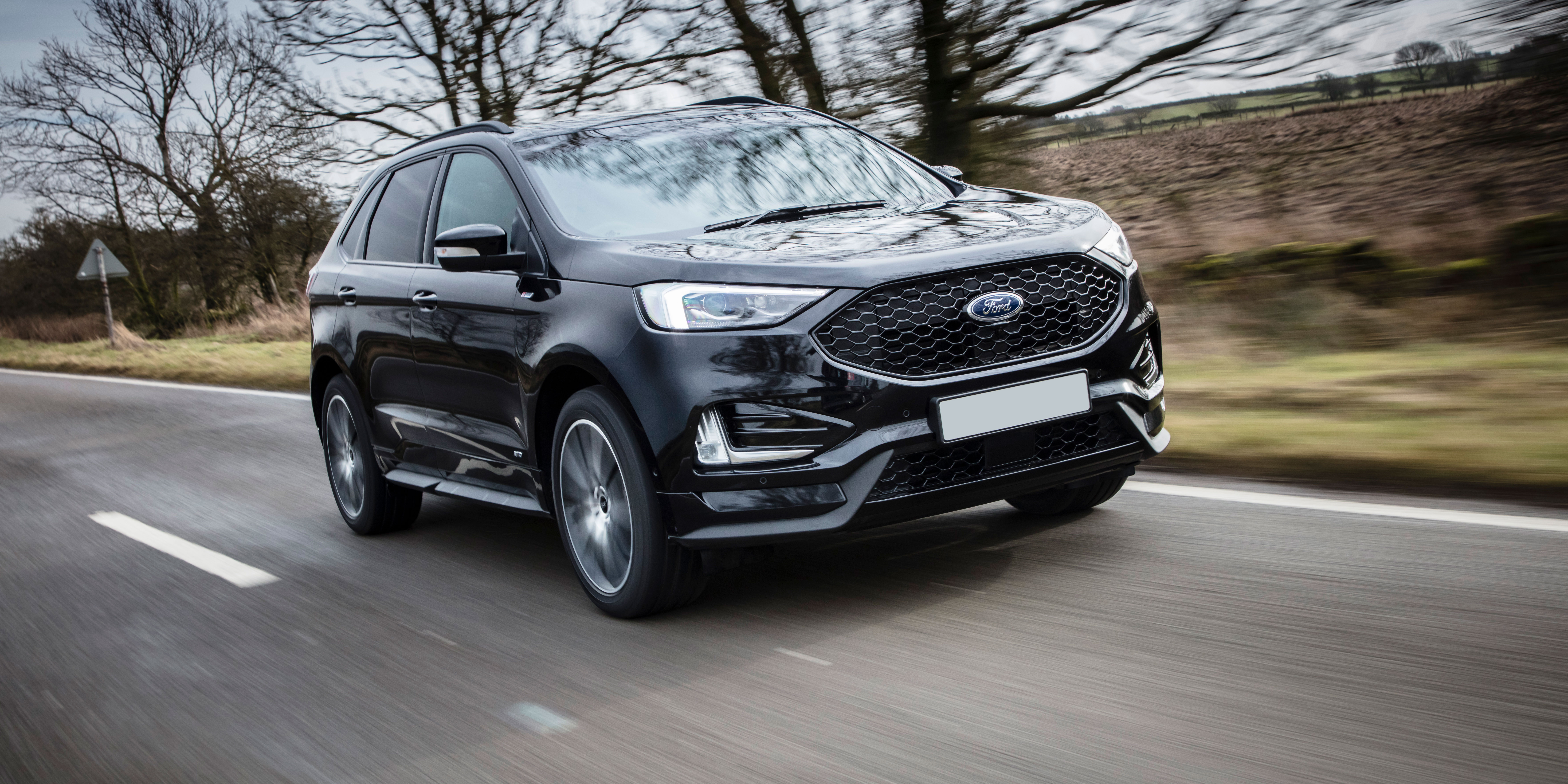2019 Ford Edge: News, Changes, Arrival >> New Ford Edge Review Carwow