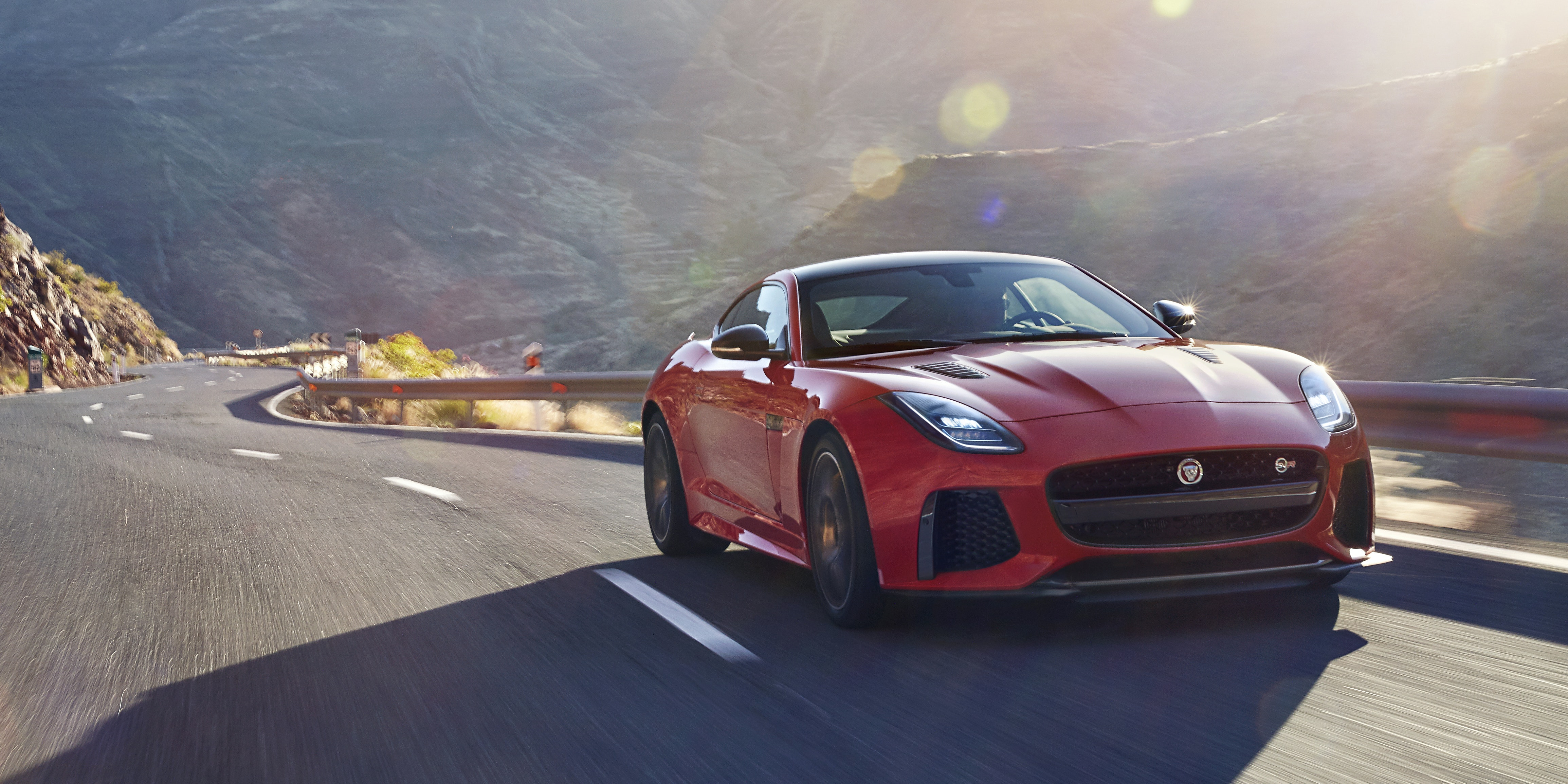 There's no such thing as a slow F-Type