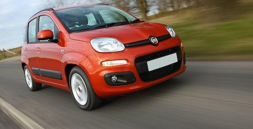 4. Fiat Panda