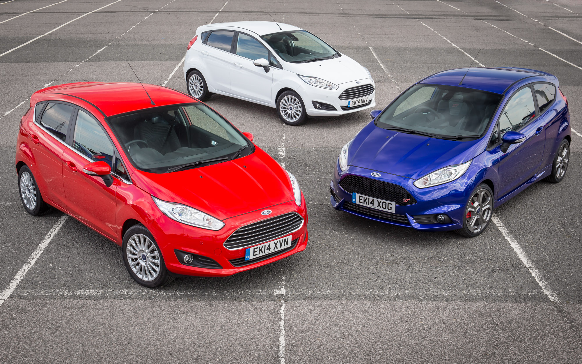 Ford Fiesta Uk Exterior Interior Dimensions Carwow