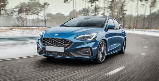 7. Ford Focus ST